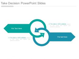Take Decision Powerpoint Slides