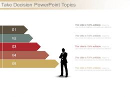 Take Decision Powerpoint Topics