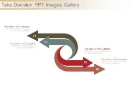 Take Decision Ppt Images Gallery