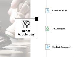 Talent Acquisition Assessment Ppt Powerpoint Presentation Show Background Images