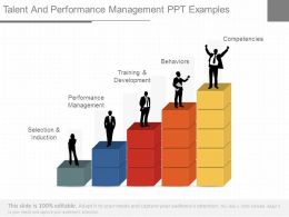 Talent And Performance Management Ppt Examples