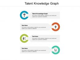Talent Knowledge Graph Ppt Powerpoint Presentation Infographics Ideas Cpb