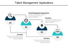 Talent Management Applications Ppt Powerpoint Presentation Model Slide Download Cpb