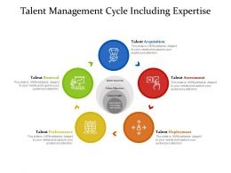 Talent Management Cycle Including Expertise