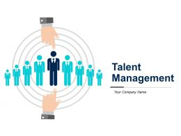 Talent Management Framework Performance Management