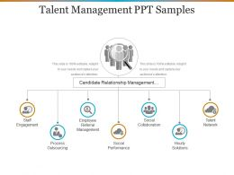 Talent Management Ppt Samples