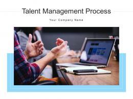 Talent Management Process Workforce Development Organizational Planning Assessment