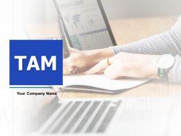 TAM Powerpoint Presentation Slides