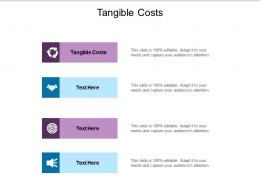 Tangible Costs Ppt Powerpoint Presentation Infographic Template Format Cpb