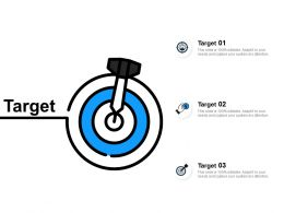Target And Target Audience F77 Ppt Powerpoint Presentation Pictures Slides