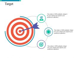 Target Arrow Achievement F484 Ppt Powerpoint Presentation Outline Portfolio