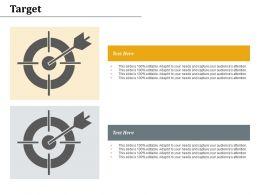 Target Arrow Goal C398 Ppt Powerpoint Presentation Styles Show