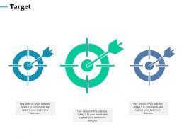 Target Arrow Goal C403 Ppt Powerpoint Presentation Styles Information