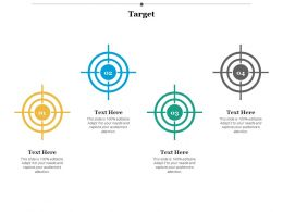 Target Arrow Marketing Ppt Infographics Example Introduction