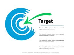 Target Arrow Ppt Powerpoint Presentation Layouts Diagrams