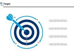 Target Arrow Ppt Powerpoint Presentation Portfolio Summary