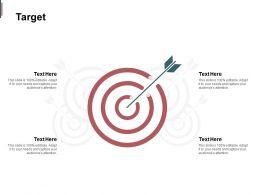 Target Arrow Process C238 Ppt Powerpoint Presentation Slides Influencers