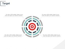 Target Arrow Process C247 Ppt Powerpoint Presentation Gallery Good