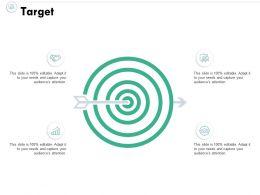 Target Arrow Process C272 Ppt Powerpoint Presentation File Layout Ideas