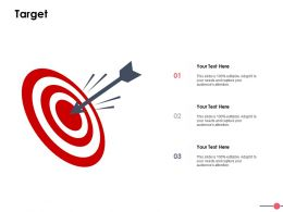 Target Arrow Success Ppt Powerpoint Presentation File Example Introduction