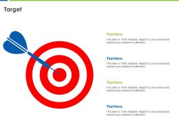 Target Arrows Management C506 Ppt Powerpoint Presentation Professional Layouts