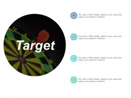 Target Arrows Ppt Powerpoint Presentation File Inspiration