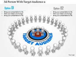 Target Audience For Team Management Ppt Graphics Icons