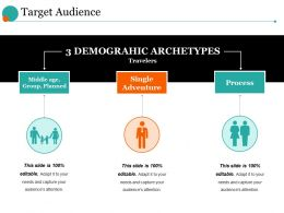 Target Audience Ppt Design