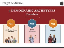Target Audience Ppt Summary Layouts