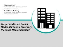 target_audience_social_media_marketing_inventory_planning_replenishment_Slide01