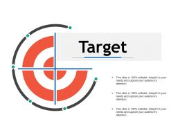 Target Audiences Attention I28 Ppt Powerpoint Presentation File Design Ideas