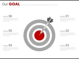 target_board_for_business_goal_achievement_powerpoint_slides_Slide01