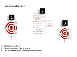 target_board_with_three_arrows_powerpoint_template_Slide03