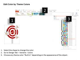 target_board_with_three_arrows_powerpoint_template_Slide05