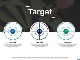 Target Competition Ppt Inspiration Professional