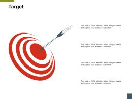 Target Competition Success A194 Ppt Powerpoint Presentation Model Show