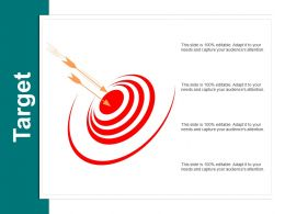 Target Competition Success A567 Ppt Powerpoint Presentation Layouts Infographics