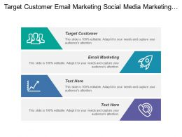 Target Customer Email Marketing Social Media Marketing Marketing Analytics