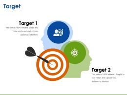 Target Example Ppt Presentation