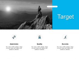 Target Goal Arrows E346 Ppt Powerpoint Presentation File Guide