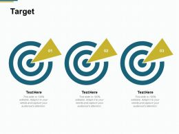 Target Goal B149 Ppt Powerpoint Presentation Icon Visuals