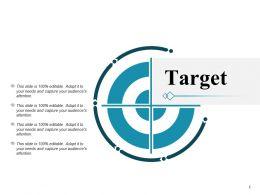 Target Goal I113 Ppt Powerpoint Presentation Slides Templates