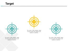 Target Goals Acheivement F178 Ppt Powerpoint Presentation Professional Information