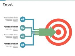 Target Goals Arrows F507 Ppt Powerpoint Presentation Inspiration Professional