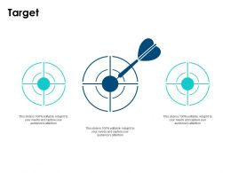 Target Goals Arrows Ppt Powerpoint Presentation Icon Slide Download