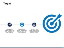 Target Growth Achievement Ppt Powerpoint Presentation Portfolio Aids