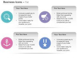 target_location_anchor_medal_sales_target_ppt_icons_graphics_Slide01