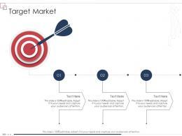 Target Market Enterprise Scheme Administrative Synopsis Ppt Infographic