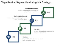 Target Market Segment Marketing Mix Strategy Implementation Control