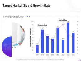 Target Market Size And Growth Rate Strategic Initiatives Global Expansion Your Business Ppt Introduction